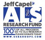 Jeff Capel Jr ALS Research Fund Donation